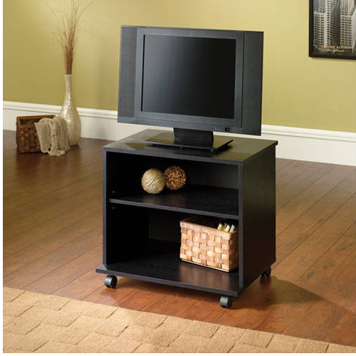 """Mainstays Tv Stand For Tvs Up To 55"""", Multiple Finishes With Regard To 2018 Mainstays Tv Stands For Tvs With Multiple Colors (View 5 of 10)"""