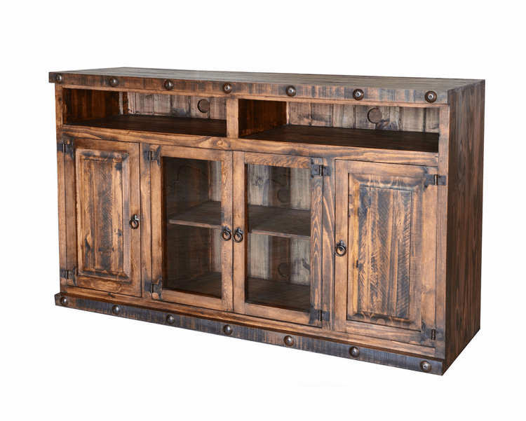"""Margulies Tv Stands For Tvs Up To 60"""" With Regard To Trendy Rustic 60"""" Tv Stand, Pine Wood 60"""" Tv Stand, Wood Tv Stand (View 17 of 25)"""
