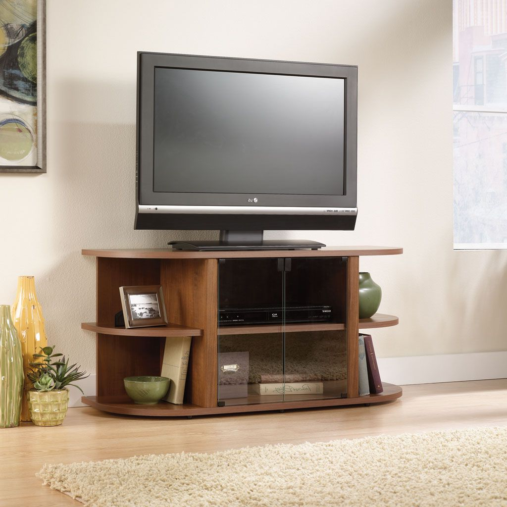 """Mathew Tv Stands For Tvs Up To 43"""" Regarding Fashionable Sauder Camber Hill 43"""" Tv Stand (View 10 of 25)"""