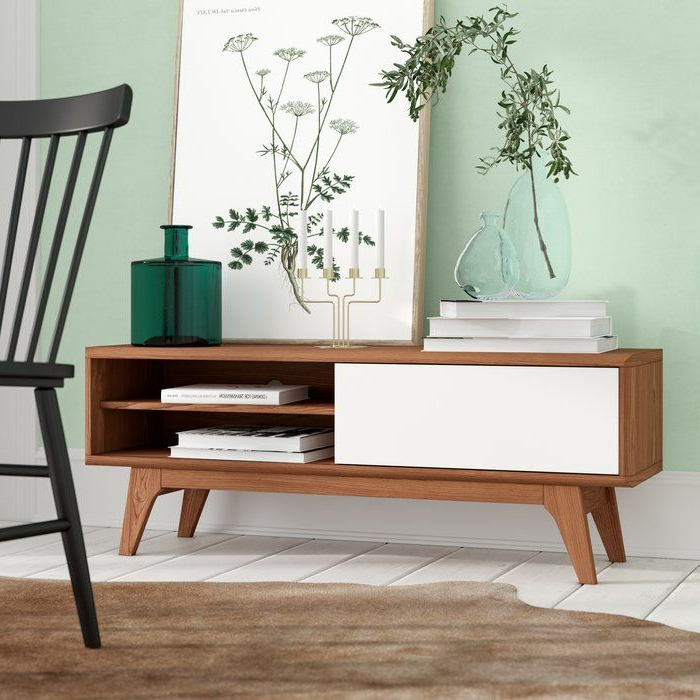 """Mathew Tv Stands For Tvs Up To 43"""" With Regard To Current Buffalo Tv Stand For Tvs Up To 43"""" (View 16 of 25)"""
