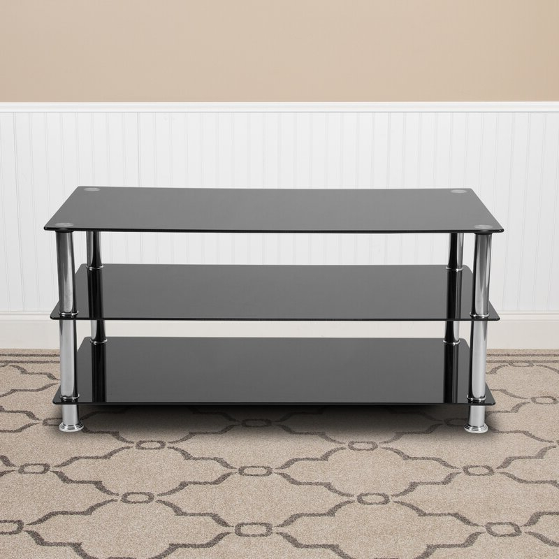 """Maubara Tv Stands For Tvs Up To 43"""" With Regard To Most Popular Ebern Designs Natale Tv Stand For Tvs Up To 43"""" & Reviews (View 24 of 25)"""
