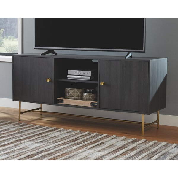 """Mercer41 Schiffman Tv Stand For Tvs Up To 55"""" (View 16 of 25)"""
