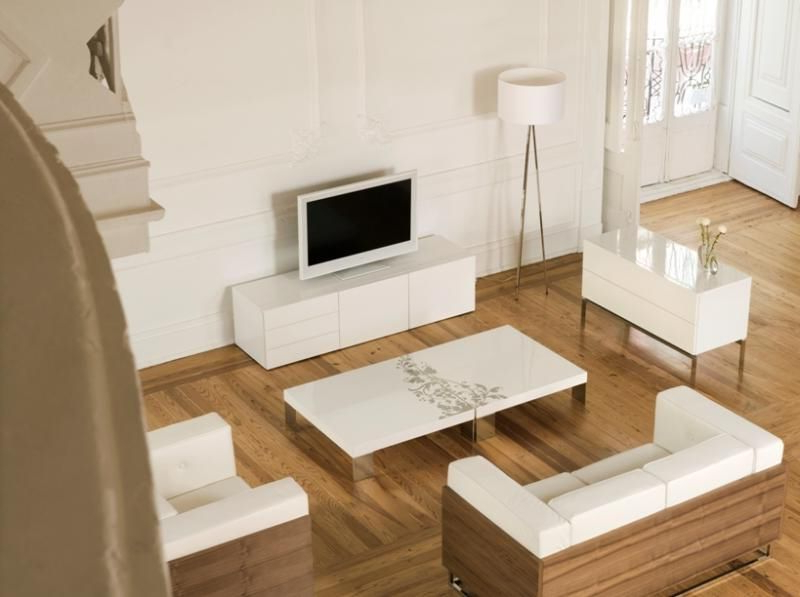 Modern High Gloss White Large Tv Unit With 2 Doors And 2 Regarding Latest Tv Stands With 2 Open Shelves 2 Drawers High Gloss Tv Unis (View 10 of 10)