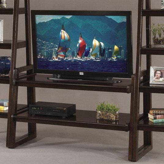 Most Current Bassett Mirror Fulham 52'' Tv Stand – Walmart Regarding Fitzgerald Mirrored Tv Stands (View 20 of 25)