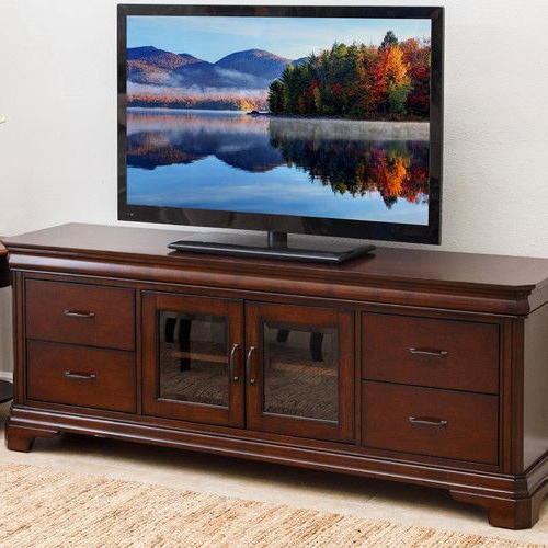 Most Current Better Homes & Gardens Herringbone Tv Stands With Multiple Finishes In Found It At Joss & Main – Connolly Media Console (View 8 of 10)