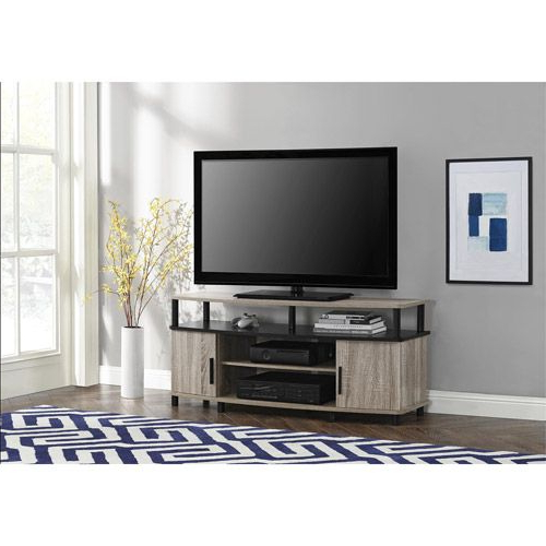 """Most Current Carson Tv Stand, For Tvs Up To 50"""", Multiple Finishes With Regard To Ameriwood Home Carson Tv Stands With Multiple Finishes (View 2 of 10)"""
