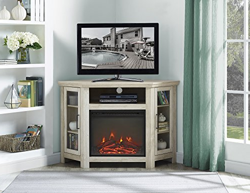 Most Current Top 10 Best Corner Electric Led Fireplaces Reviews 2019 For Jackson Corner Tv Stands (View 14 of 25)