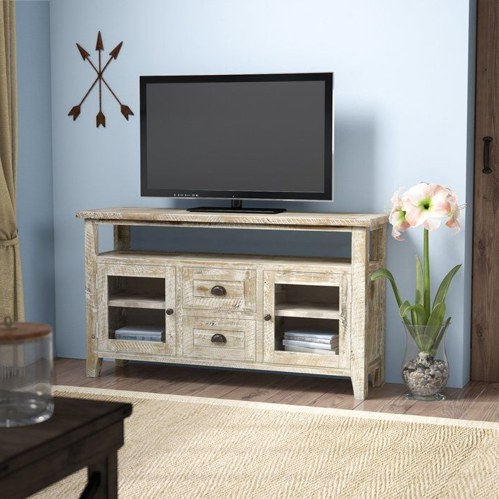 """Most Popular Ahana Tv Stands For Tvs Up To 60"""" With Alan Cabinet/enclosed Storage Tv Stand For Tvs Up To  (View 15 of 25)"""