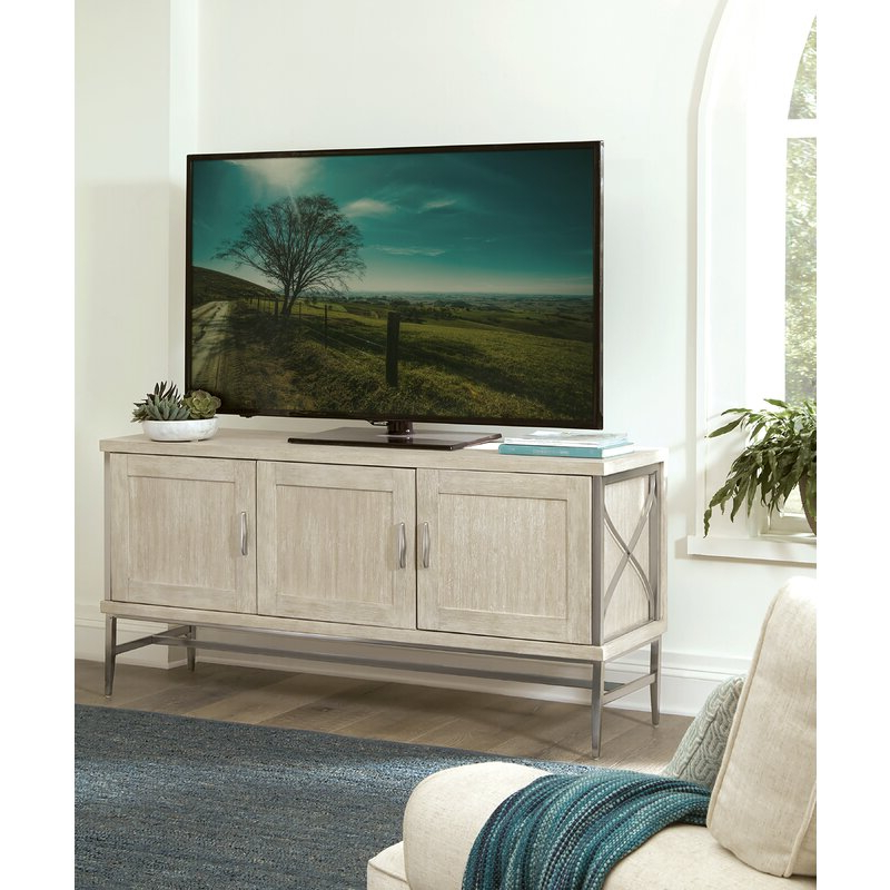 """Most Popular Gracie Oaks Raf Solid Wood Tv Stand For Tvs Up To 70 With Solid Wood Tv Stands For Tvs Up To 65"""" (View 17 of 25)"""