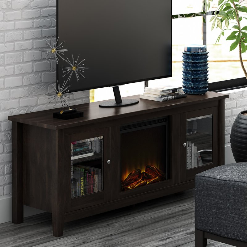 """Most Popular Karon Tv Stands For Tvs Up To 65"""" With Regard To Zipcode Design™ Kohn Tv Stand For Tvs Up To 65"""" With (View 9 of 25)"""