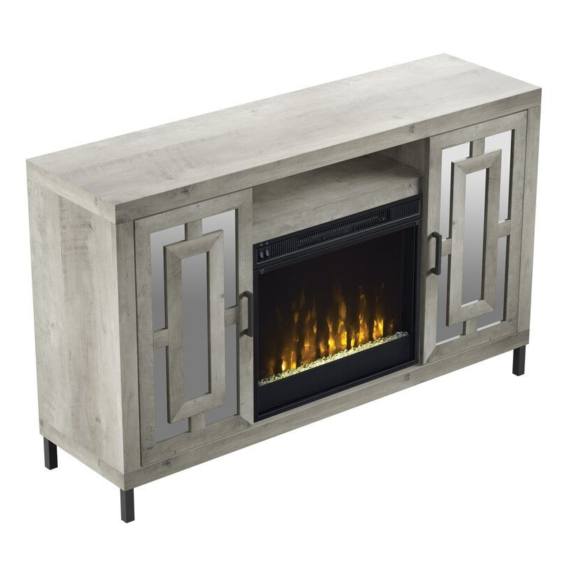 """Most Popular Lorraine Tv Stands For Tvs Up To 60"""" With Fireplace Included In Whitmore Tv Stand For Tvs Up To 60"""" With Fireplace (View 17 of 25)"""