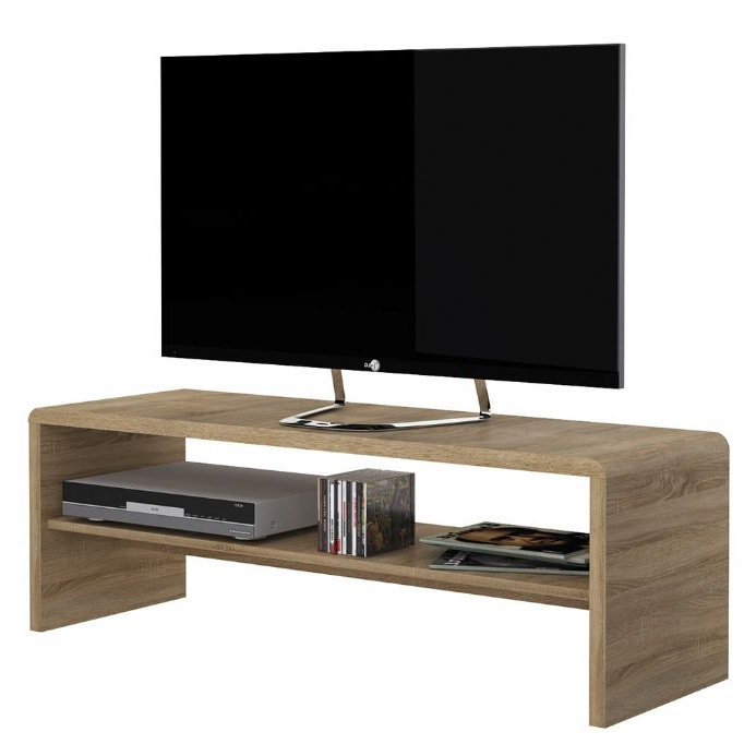 Most Popular Tiva Ladder Tv Stands With Regard To 4 You Wide Coffee Table Tv Unit In Sonama Oak (View 5 of 10)