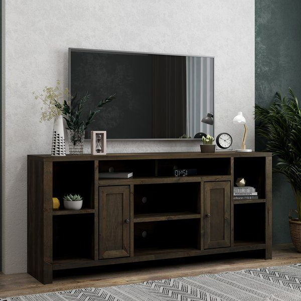 """Most Recent Aubree Tv Stand For Tvs Up To 85"""" In  (View 8 of 25)"""