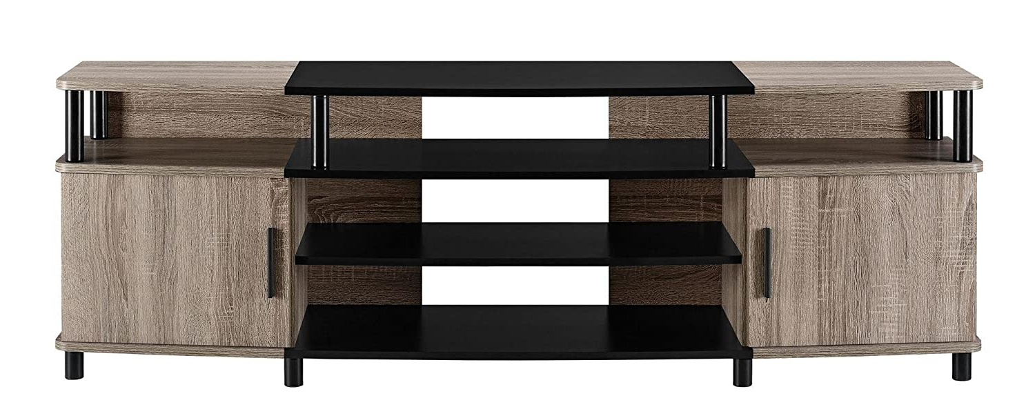 Most Recent Best Tv Stand For 65 Inch Tv Review – Top On The Market In Within Martin Svensson Home Elegant Tv Stands In Multiple Finishes (View 1 of 10)