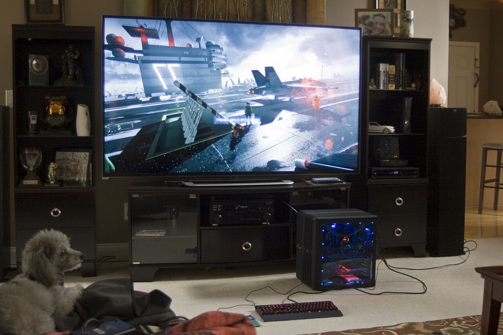 """Most Recent Cool Desk Areas Throughout Casey May Tv Stands For Tvs Up To 70"""" (View 24 of 25)"""