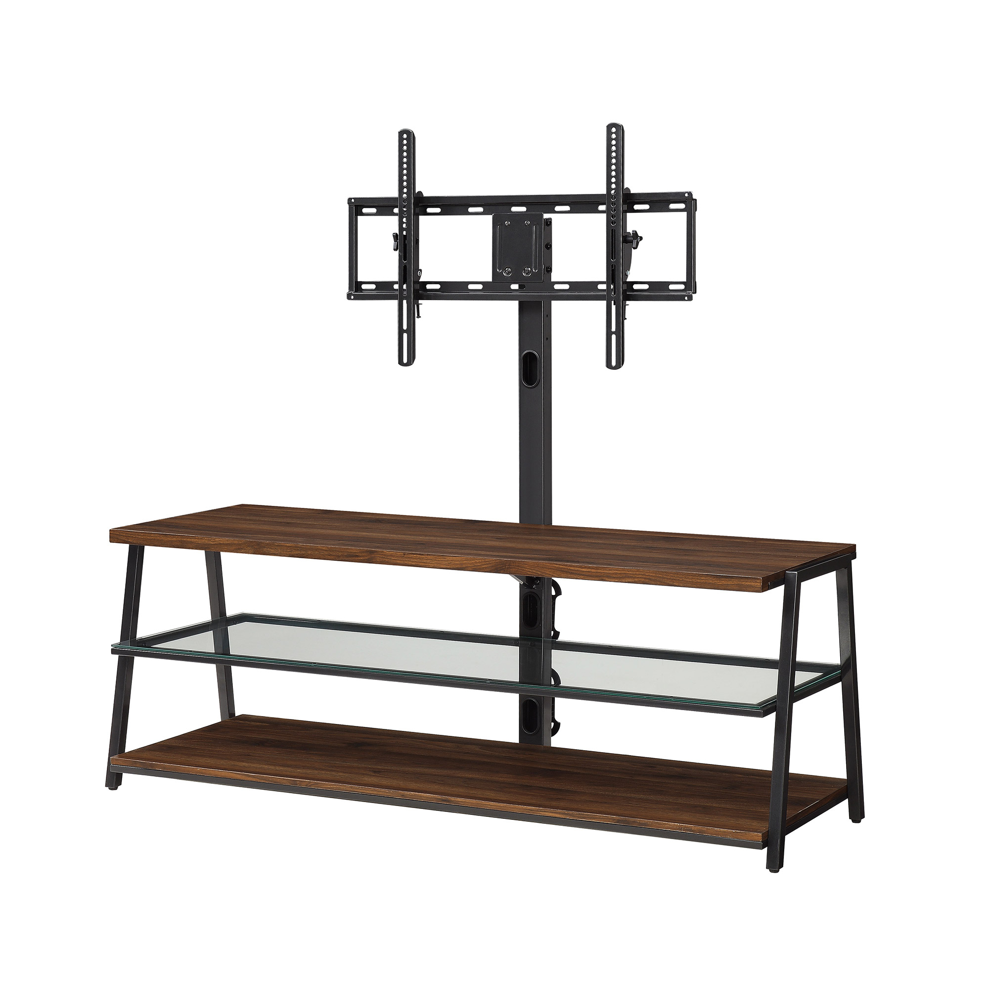 """Most Recent Kinsella Tv Stands For Tvs Up To 70"""" In Mainstays Arris 3 In 1 Tv Stand For Televisions Up To  (View 25 of 25)"""