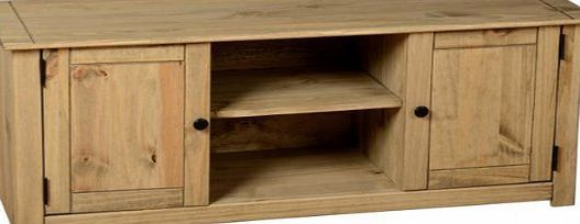 Most Recent Panama Tv Stands Intended For Seconique Panama 2 Door 1 Shelf Flat Screen Tv Unit (View 16 of 25)