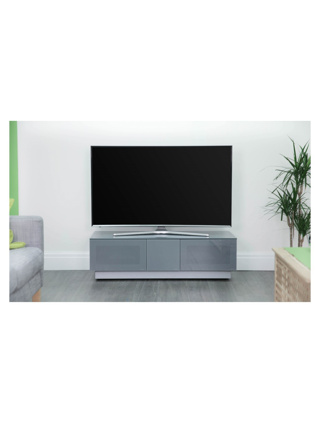 Most Recently Released Alphason Emtmod1250 Gry Element Modular Tv Stand (View 5 of 10)