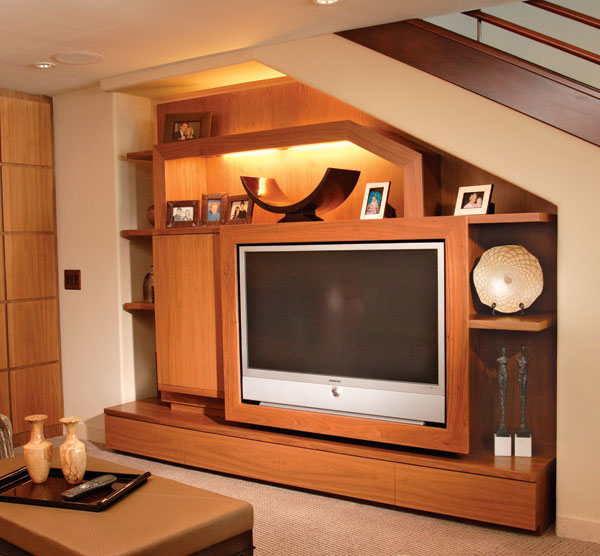 """Most Recently Released Casey May Tv Stands For Tvs Up To 70"""" Throughout Build It In To Win: Official Contest Rules – Finewoodworking (View 16 of 25)"""