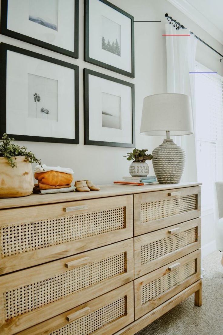 Most Recently Released Lucy Cane Grey Wide Tv Stands Within Diy Cane Dresser (View 25 of 25)