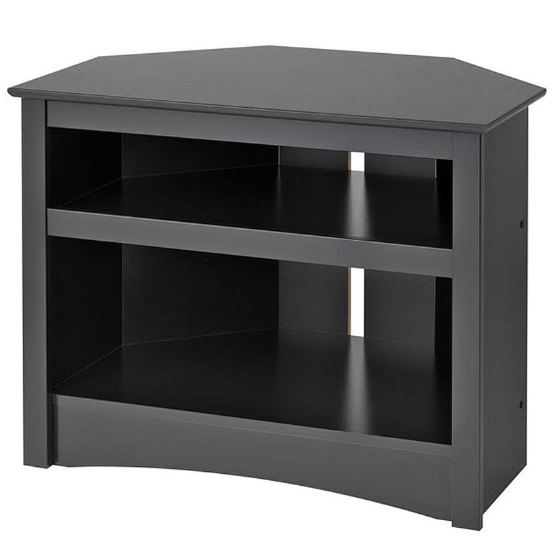 Most Recently Released Prepac Sonoma Collection Corner Tv Stand For Screens Up To With Regard To Priya Corner Tv Stands (View 10 of 25)