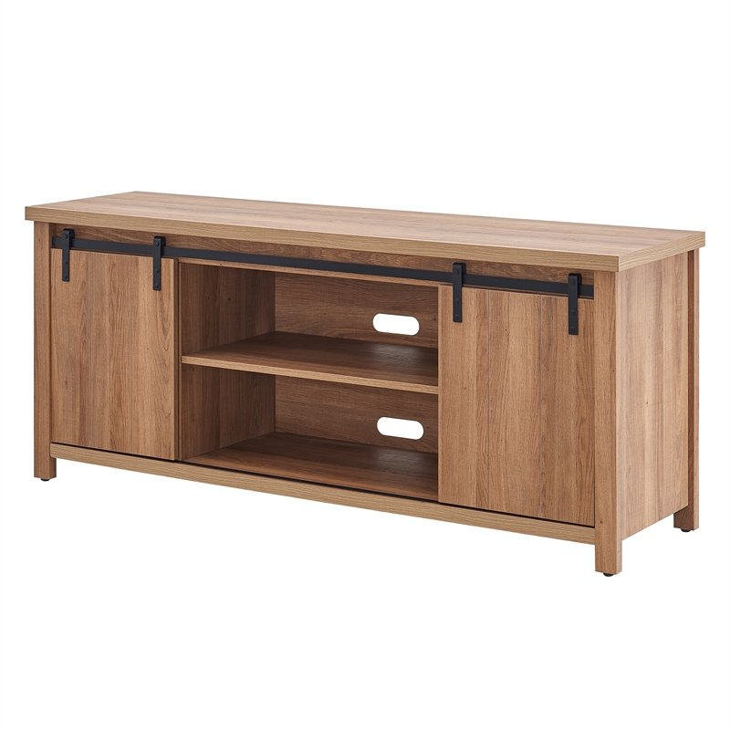 Most Recently Released Stanely Coastal Furniture Tv Stands, Tv Stand With Hutch In Martin Svensson Home Elegant Tv Stands In Multiple Finishes (View 10 of 10)