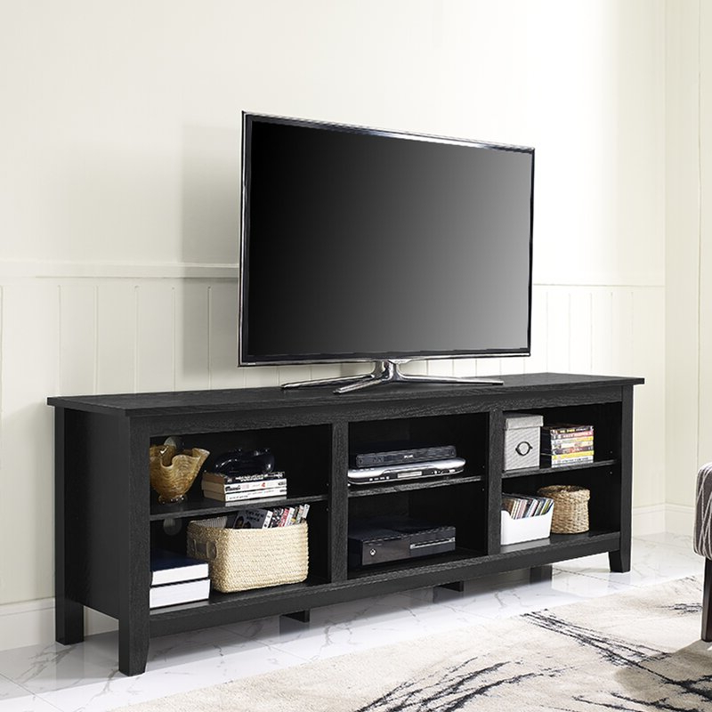 """Most Recently Released Sunbury Tv Stands For Tvs Up To 65"""" For Sunbury 70"""" Tv Stand With Optional Fireplace & Reviews (View 15 of 25)"""