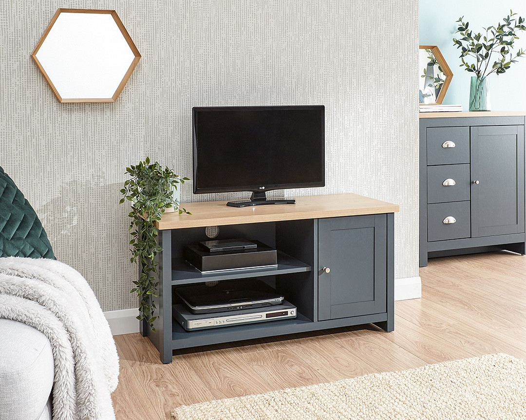Most Up To Date Lancaster Small Tv Unit With Lancaster Large Tv Stands (View 5 of 10)