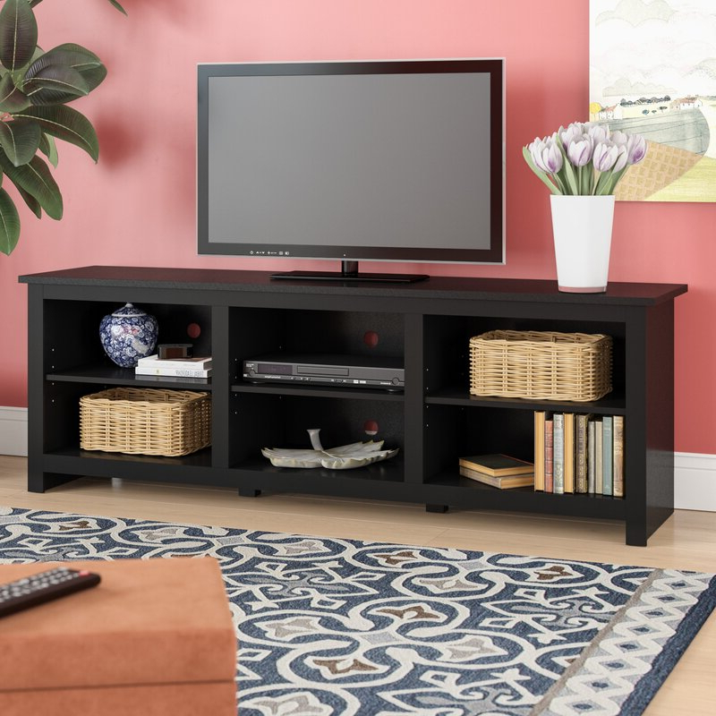 """Most Up To Date Tenley Tv Stands For Tvs Up To 78"""" Pertaining To Ebern Designs Alisée Tv Stand For Tvs Up To 78"""" & Reviews (View 3 of 25)"""