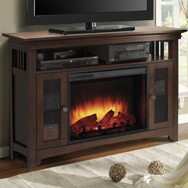 """Muskoka Wyatt Tv Stand For Tvs Up To 50"""" With Fireplace Regarding Newest Hetton Tv Stands For Tvs Up To 70"""" With Fireplace Included (View 20 of 25)"""