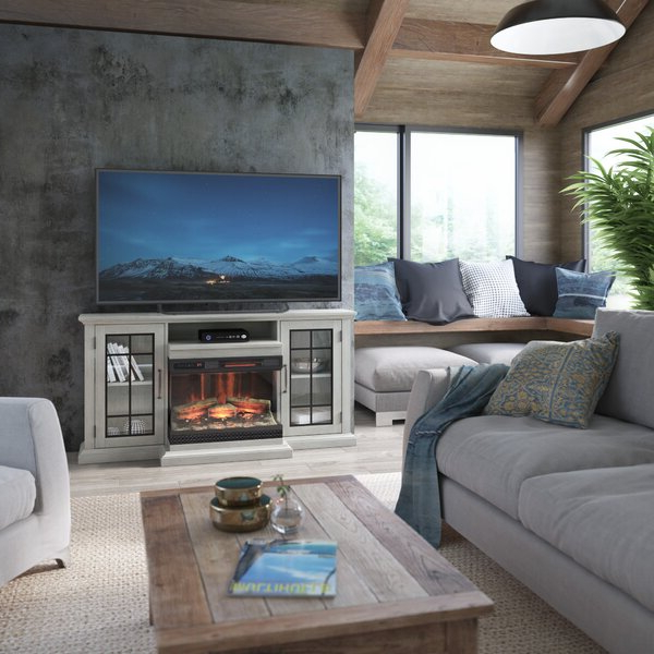 """Neilsen Tv Stands For Tvs Up To 65"""" Throughout Latest Three Posts Aubriella Tv Stand For Tvs Up To 65"""" With (View 23 of 25)"""