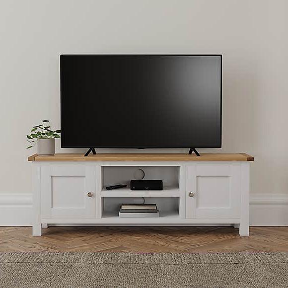 Newest Bromley Grey Living Room Furniture – Dlivingroms Regarding Bromley Slate Corner Tv Stands (View 8 of 10)