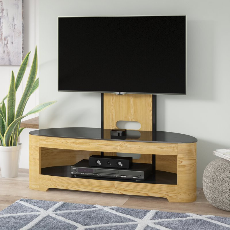 Newest George Oliver Sunterra Tv Stand For Tvs Up To 60 Regarding Oliver Wide Tv Stands (View 8 of 10)