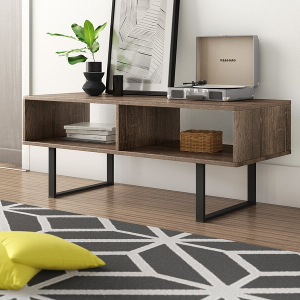 """Newest Zipcode Design™ Senoia Tv Stand For Tvs Up To 43"""" & Reviews In Orrville Tv Stands For Tvs Up To 43"""" (View 16 of 25)"""