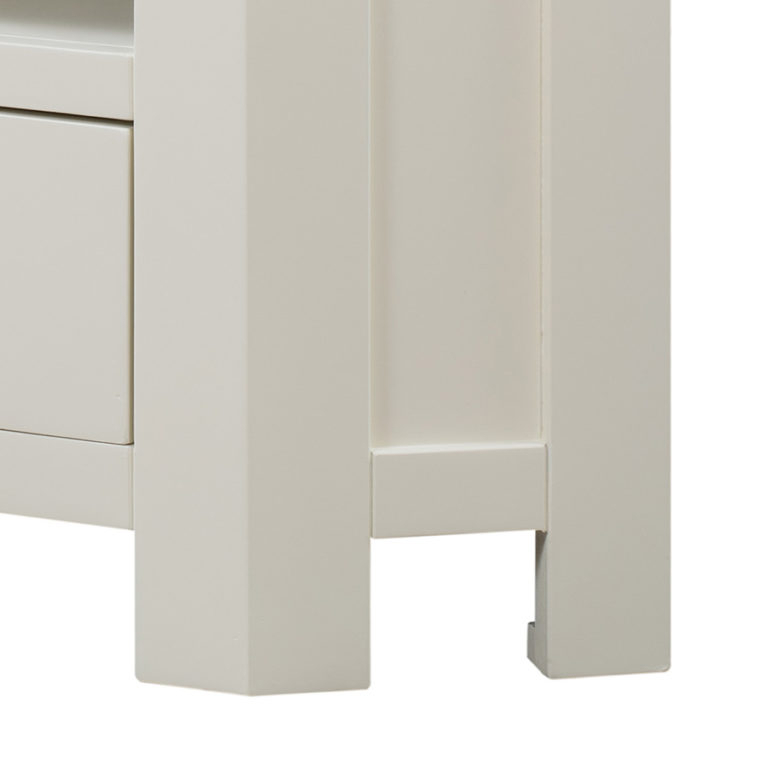 No Assembly Required In Compton Ivory Corner Tv Stands (View 24 of 25)