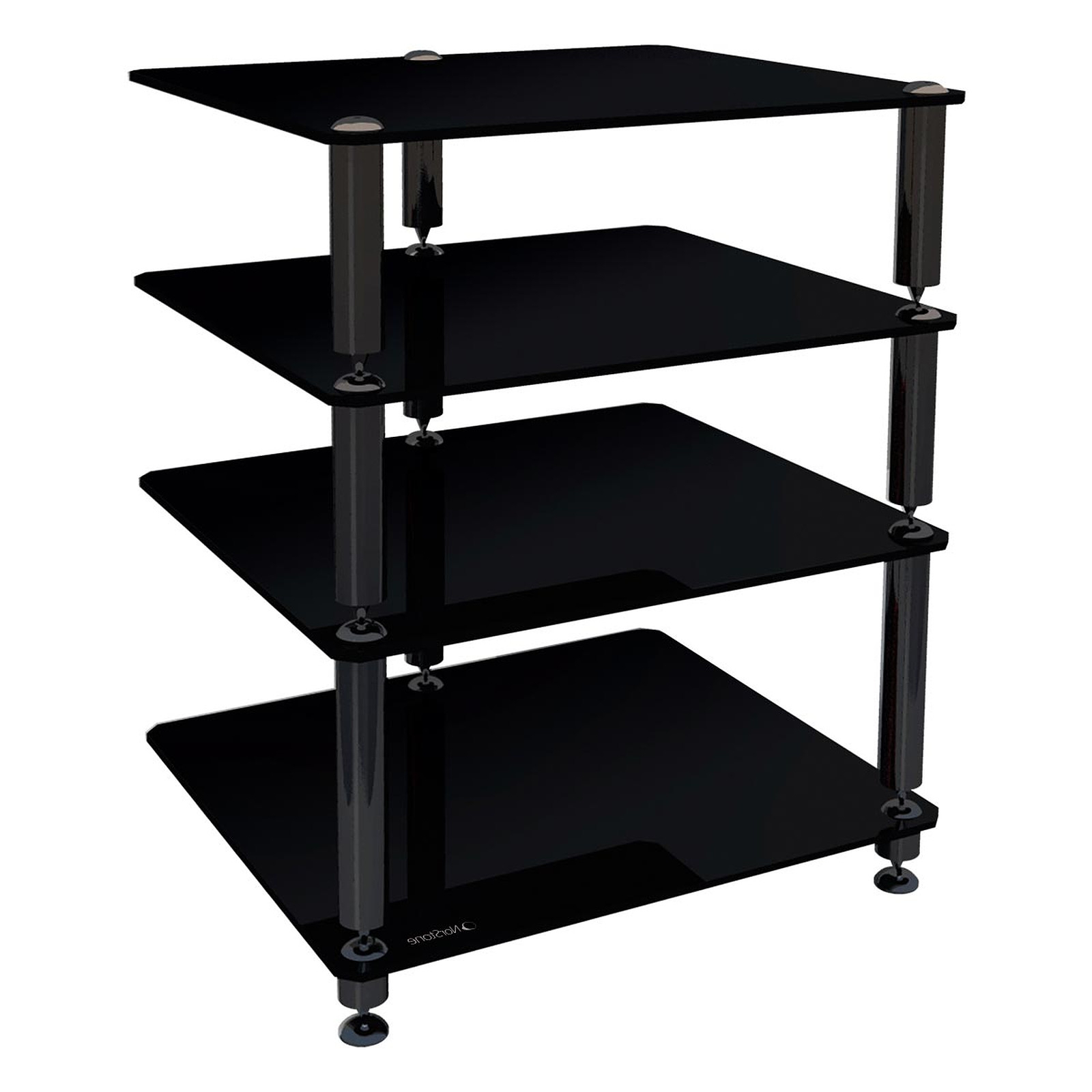 Norstone Bergen 2 – Meuble Tv Norstone Sur Ldlc With Latest Bergen Tv Stands (View 25 of 25)