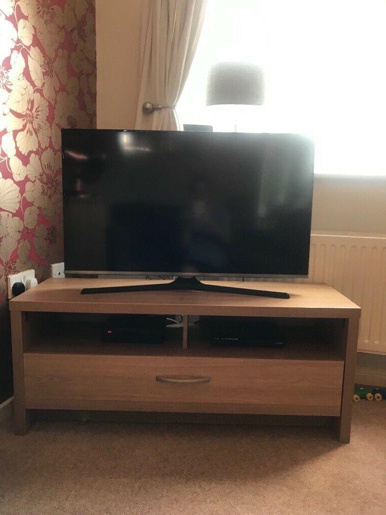 Oak Effect Tv Unit (View 14 of 25)