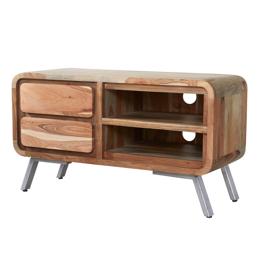 Oak World Within Well Known Compton Ivory Corner Tv Stands With Baskets (View 22 of 25)
