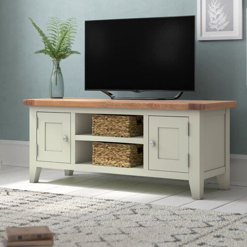 """Oakham Expressions Tv Stand For Tvs Up To 43"""" Hazelwood Intended For Favorite Mathew Tv Stands For Tvs Up To 43"""" (View 23 of 25)"""
