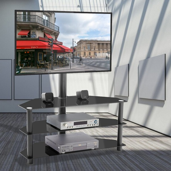 """Oglethorpe Tv Stands For Tvs Up To 49"""" Regarding Recent Orren Ellis Chantra Tv Stand For Tvs Up To 49"""" & Reviews (View 12 of 25)"""