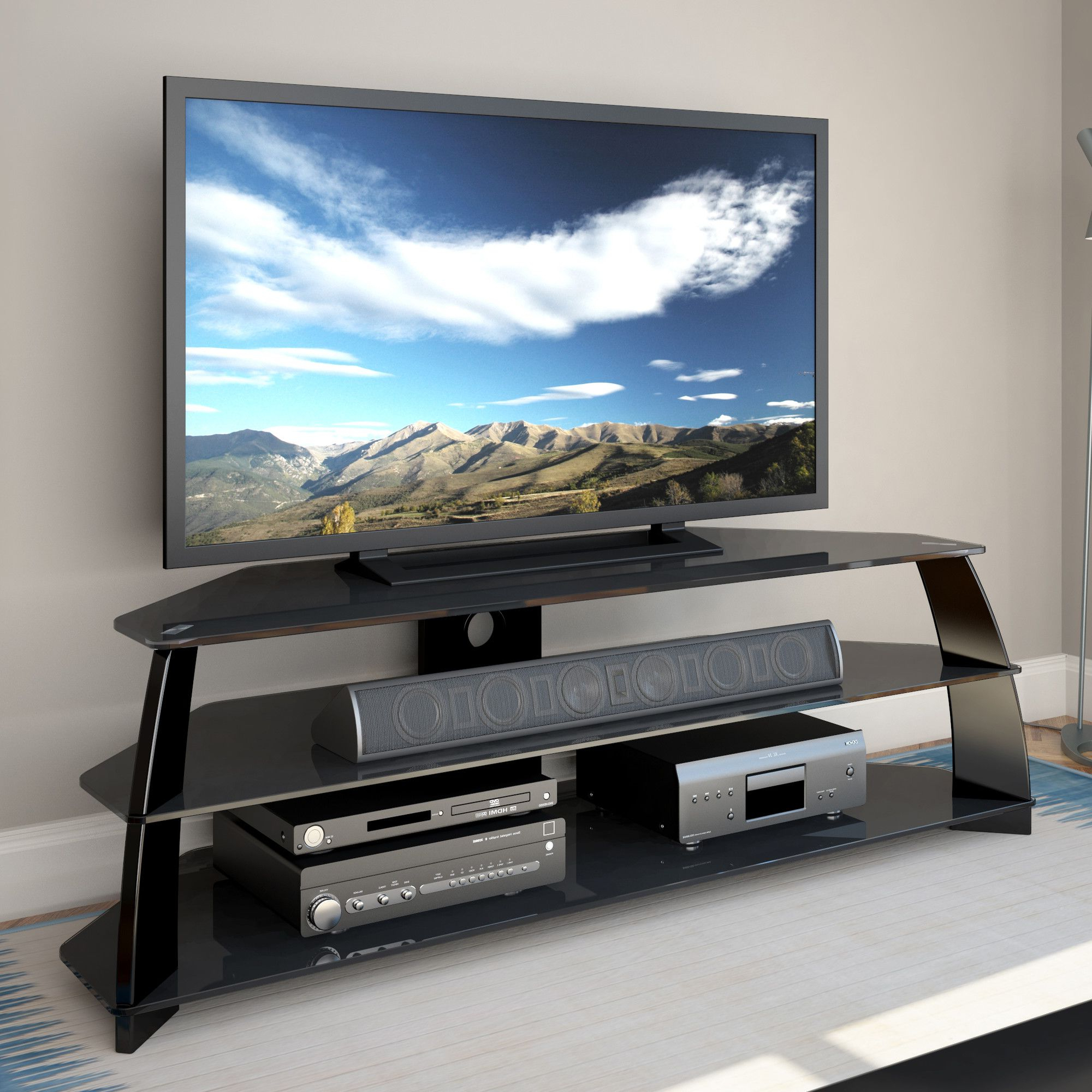 """Online Home Store For Furniture, Decor, Outdoors & More Pertaining To Most Up To Date Karon Tv Stands For Tvs Up To 65"""" (View 3 of 25)"""