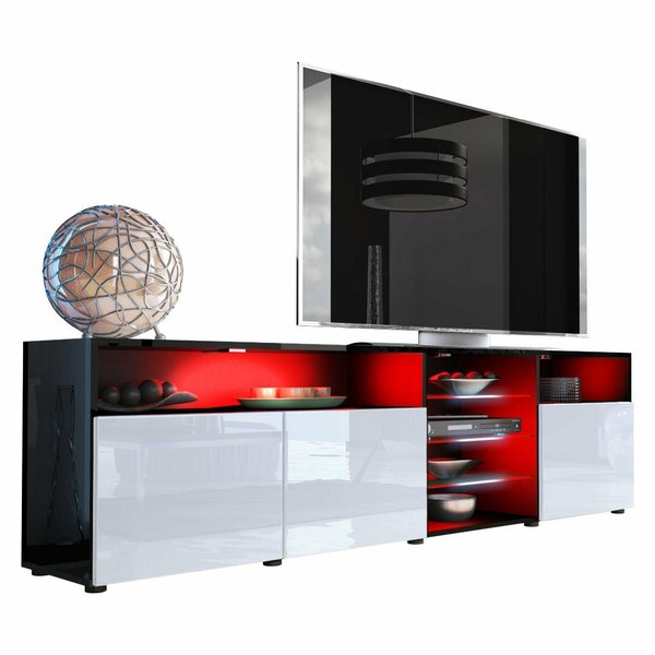 """Orren Ellis Boutte Tv Stand For Tvs Up To 88 Inches Regarding Most Recently Released Ailiana Tv Stands For Tvs Up To 88"""" (View 22 of 25)"""
