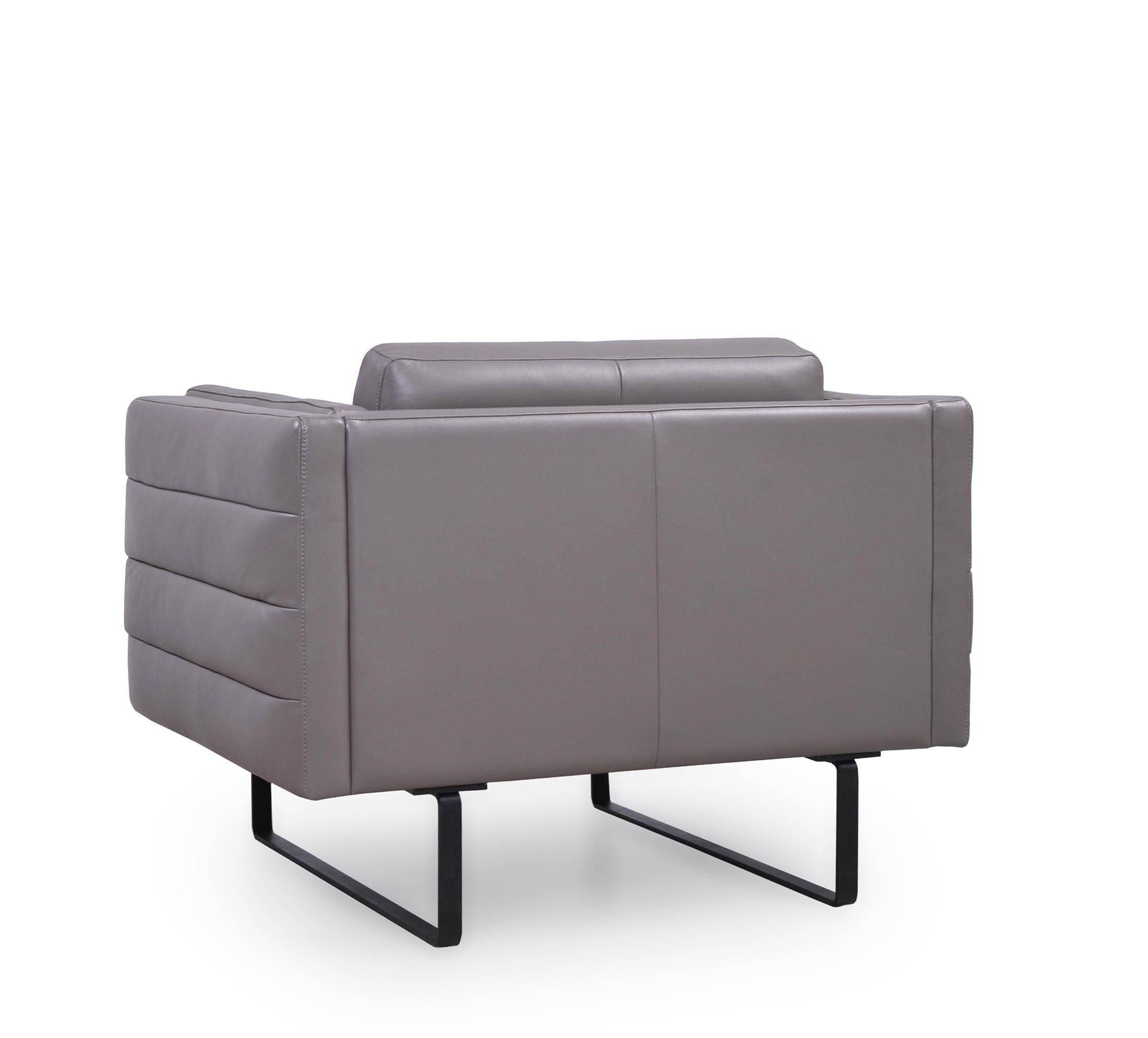 Orsen Tv Stands Regarding Famous Buy Moroni Orson 582 Sofa Armchair Set 2 Pcs In Gray, Top (View 1 of 25)