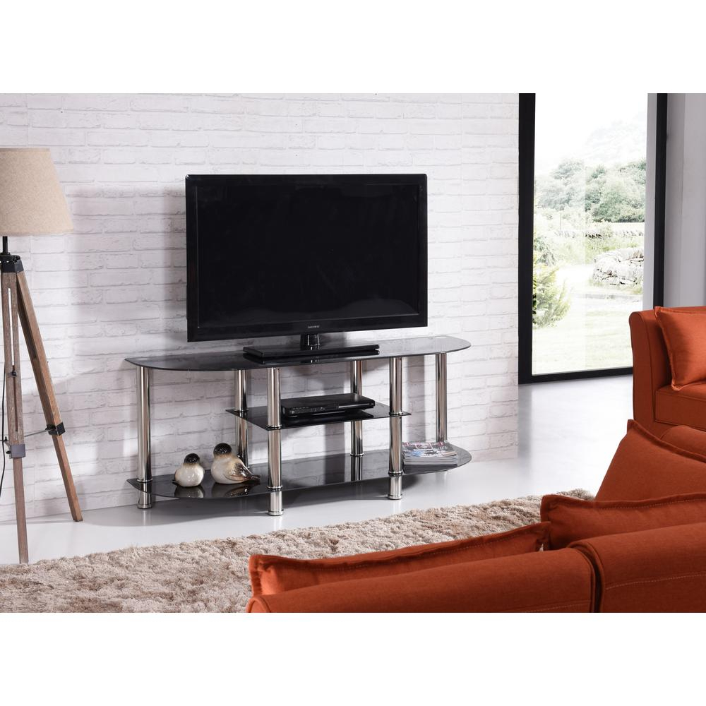 Orsen Wide Tv Stands Intended For 2018 Hodedah 55 In (View 15 of 25)