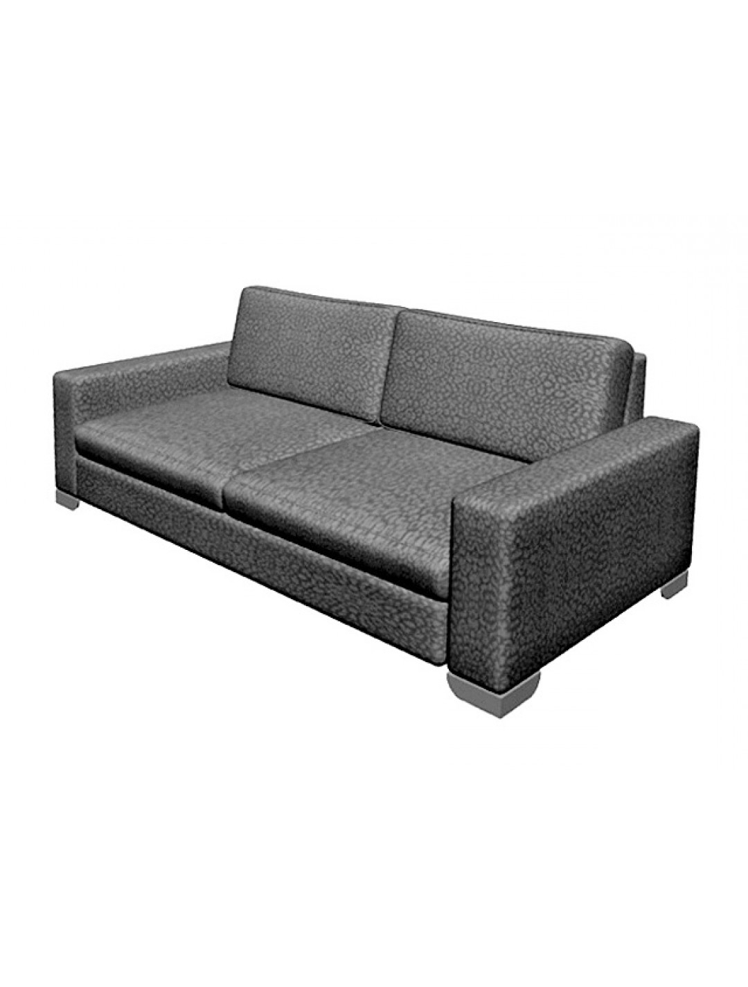 Orson 100 2 Seater Sofa , Upholstery: Without Fabric Regarding Famous Orsen Tv Stands (View 4 of 25)