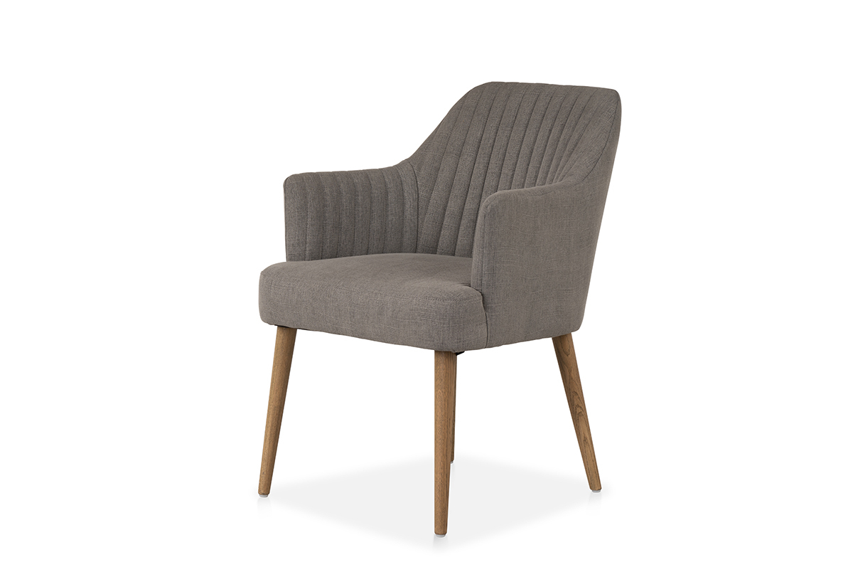 Orson Chair Grey Linen – Michael Murphy Home Furnishing Inside Most Recently Released Orsen Tv Stands (View 24 of 25)