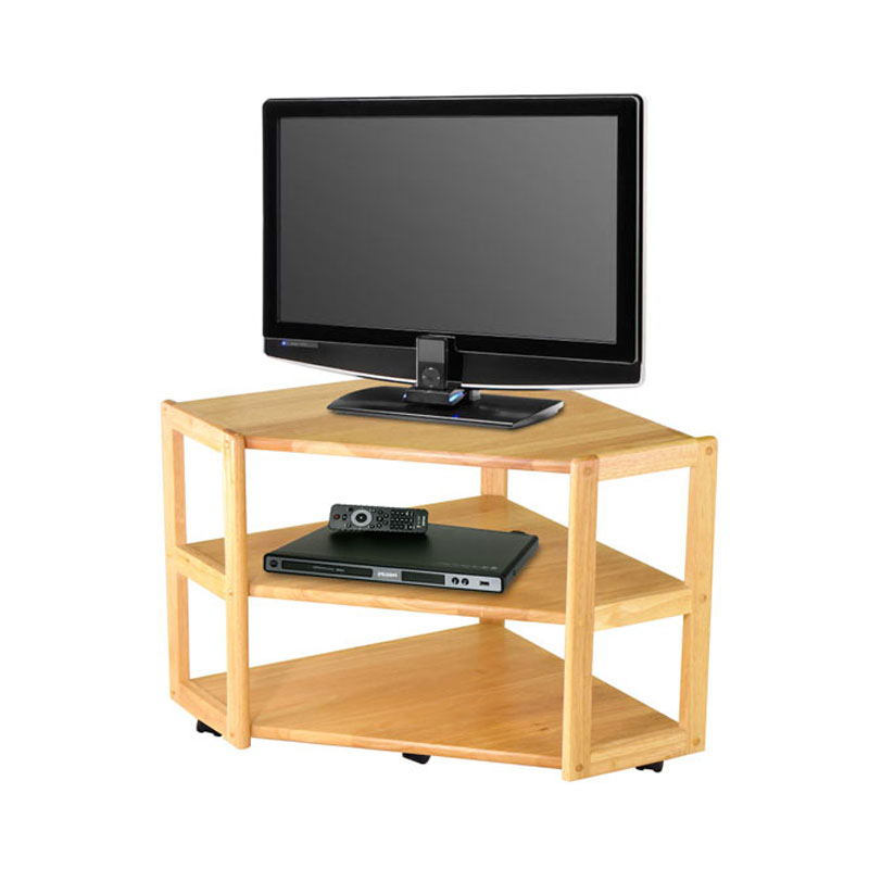 """Paulina Tv Stands For Tvs Up To 32"""" Intended For Newest Winsome Wood Derby Corner Tv Stand For Screeens Up To  (View 9 of 25)"""