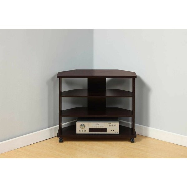 """Paulina Tv Stands For Tvs Up To 32"""" With Regard To Well Liked Winston Porter Petrovich Corner Tv Stand For Tvs Up To  (View 20 of 25)"""