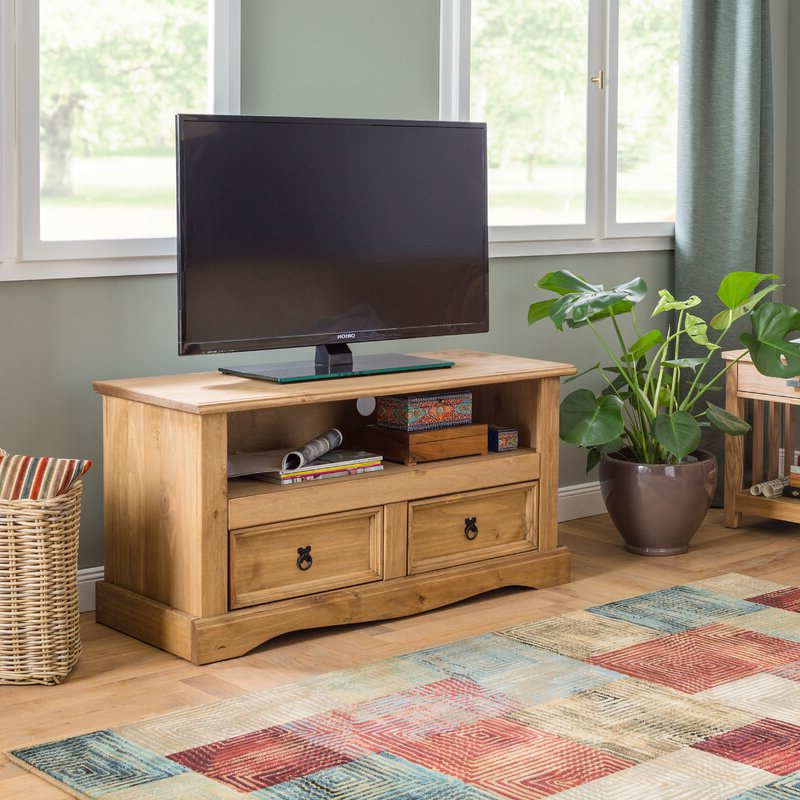 Popular Corona Tv Stands Throughout Andover Mills Classic Corona Tv Stand For Tvs Up To  (View 8 of 10)