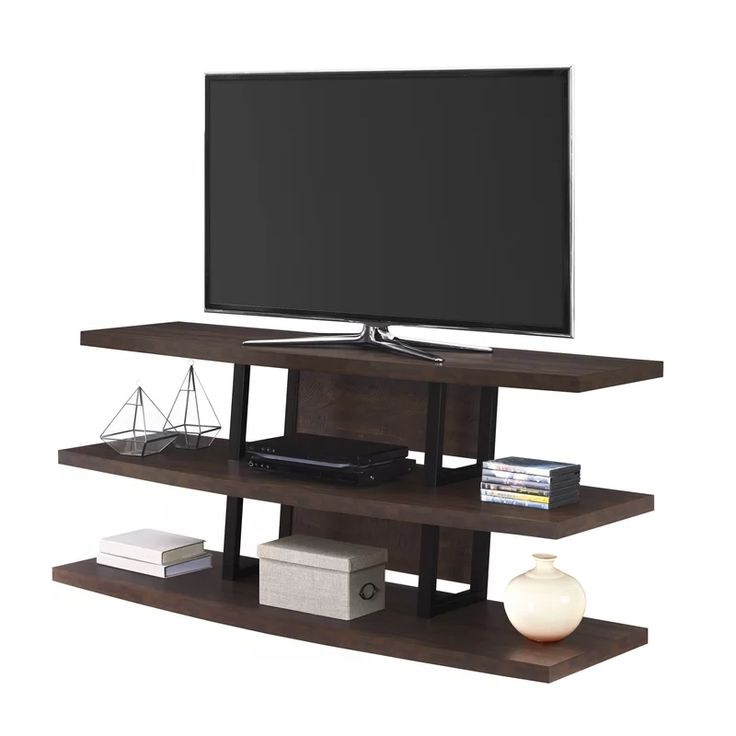 """Popular Ezlynn Floating Tv Stands For Tvs Up To 75"""" Throughout Elroy Tv Stand For Tvs Up To 70"""" (View 25 of 25)"""